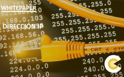 Whitepaper – Dirección IP ¿Cómo rastrear?