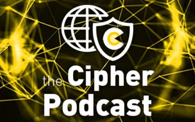 Cipher Podcast: Interview with Admiral Danelle Barrett
